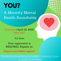How the Health Are You? A Minority Mental Health Roundtable