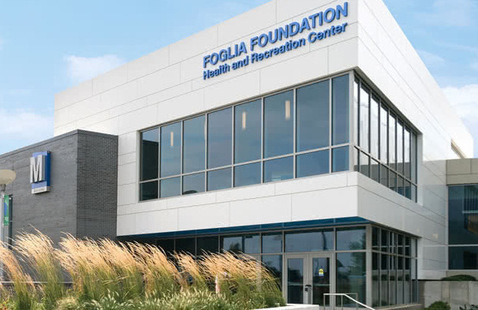 Foglia Foundation Health and Recreation Center, Building M