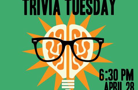 Virtual Trivia Tuesdays #OnZoom