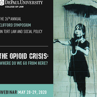 CLE - 26th Annual Clifford Symposium on Tort Law and Social Policy Webinar