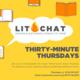 TPTE Lit Chat Thirty-Minute Thursdays