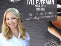 SUB Presents: Home Cooking with Jyll Everman