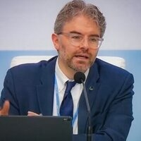 Joseph Robertson, Global Strategy Director, Citizens' Climate Education