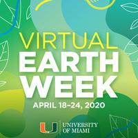 Virtual Earth Week, April 18-24, 2020