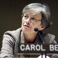 A Conversation with Carol Bellamy '63