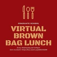 Graduate Student Virtual Brown Bag Lunch