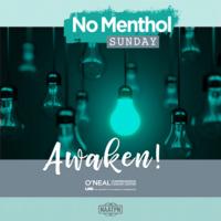 No Menthol Sunday