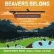 Beavers Belong