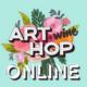 Art Hop & Wine Online