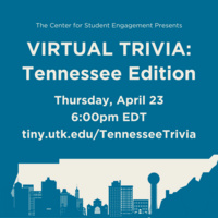 Tennessee and UTK Virtual Trivia