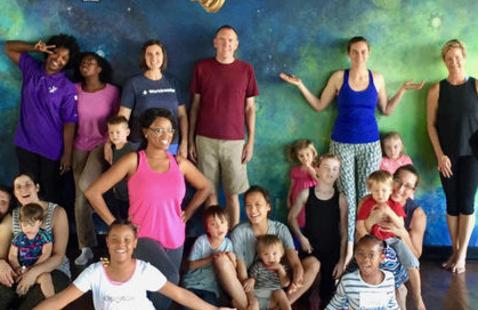 Dance & Bmore: Bmore Family Theater