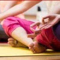 cross-legged yoga pose
