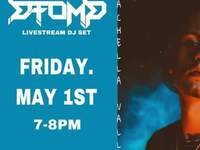 Friday, May 1st 7p-8p - Live Performance
