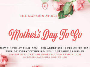 Mansion's Style Mother's Day at Home