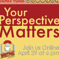 April ONLINE Writing Show: Your Perspective Matters