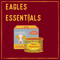 Eagle's Essentials Food Pantry