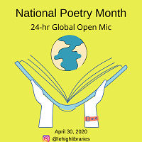 Share your favorite poem in a 24-hour open mic on Instagram!  | LTS