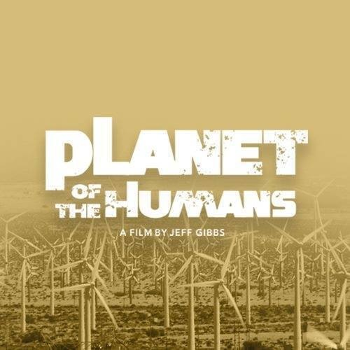 Film cover image with wind turbines.