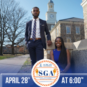 Student Government Association Inauguration