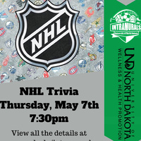 Intramural Trivia - NHL