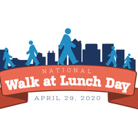 National Walk at Lunch Day