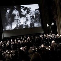 Holocaust Resistance: Defiant Requiem Film & Discussion