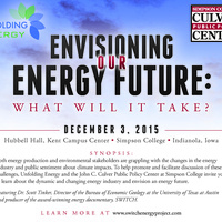 Envisioning Our Energy Future: What Will it Take?