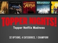 Topper Night Bracket Challenge