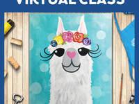Llama Rama Virtual Class w/ Curbside Supply Pick Up Option