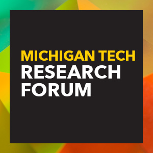 Featured event photo for Michigan Tech Research Forum : Caryn Heldt