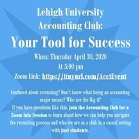 Accounting Club: Your Tool for Success