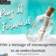 JWU Good Deeds:  Pay It Forward