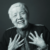Picture of Grace Lee Boggs