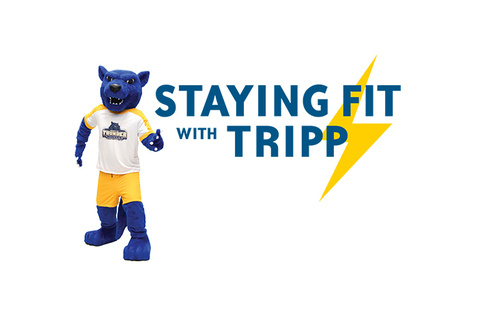Staying Fit with Tripp