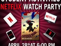Student Activities Netflix Watch Party