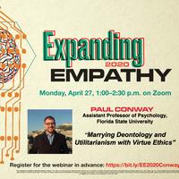 Expanding Empathy Speaker Series: Paul Conway