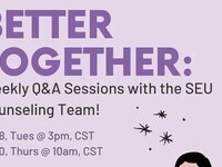 Better Together: Q&A Session with SEU Counseling Team