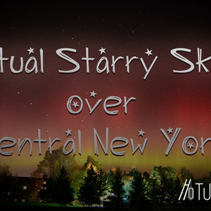 Virtual Skies over Central New York