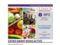 EFNEP Facebook LIVE - Eating Smart Being Active