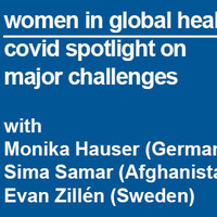 women in global health