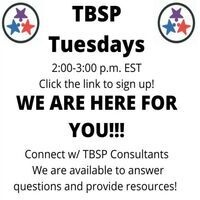 "Tennessee Behavior Supports Project ""TBSP Tuesdays"""