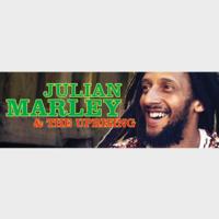 POSTPONED - Julian Marley & The Uprising