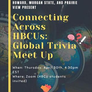 The HBCU Global Kickback - Session II Flyer