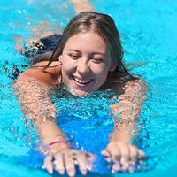 Swim Lesson Letters