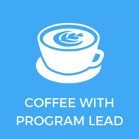 Virtual Coffee with Program Lead: TAE