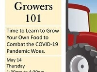GROWERS 101 - ONLINE FREE WORKSHOP (Starting a Farm Business)