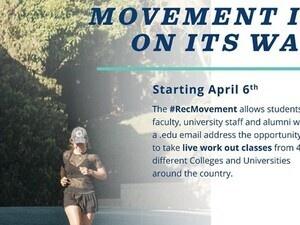 2020 Recreation Movement