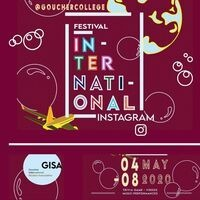 International Festival on Instagram Advertisement