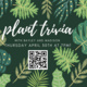 Plant Trivia with Bayley and Madison on Thursday April 30th at 7:00pm