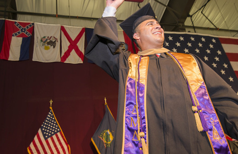 College of Graduate and Continuing Studies Commencement